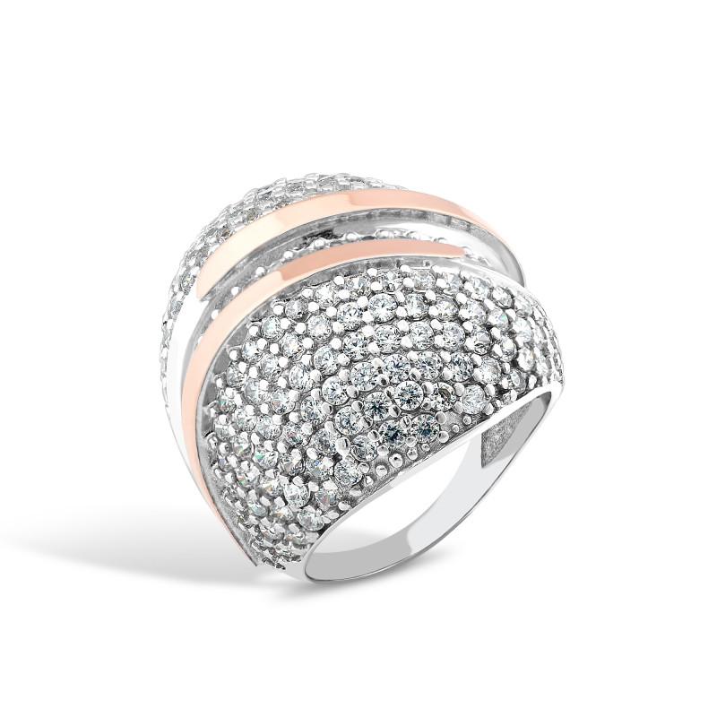 Серебряное кольцо 204