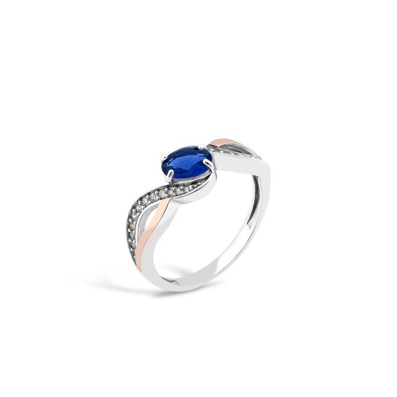 Кольцо со шпинелью 706