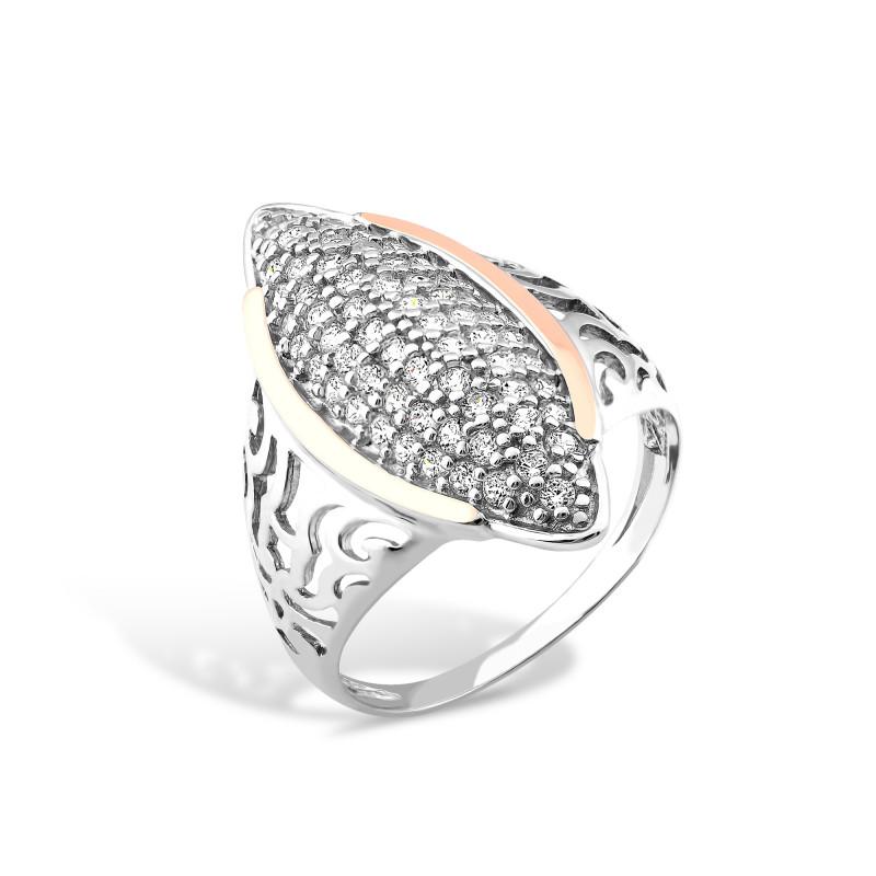 Серебряное кольцо 231