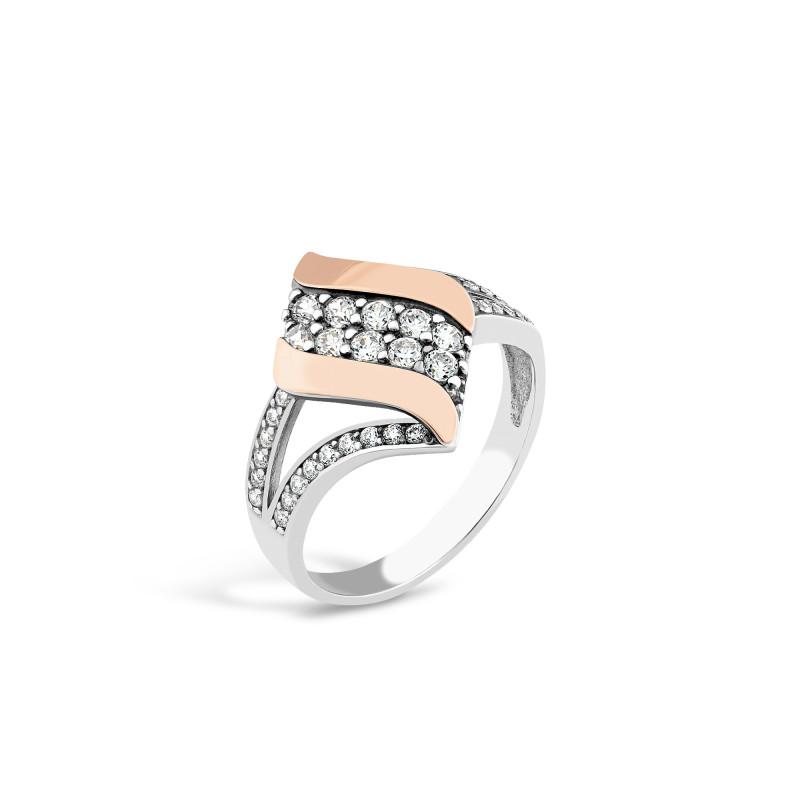 Серебряное кольцо 208