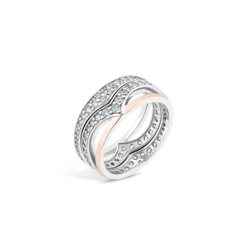Серебряное кольцо 792