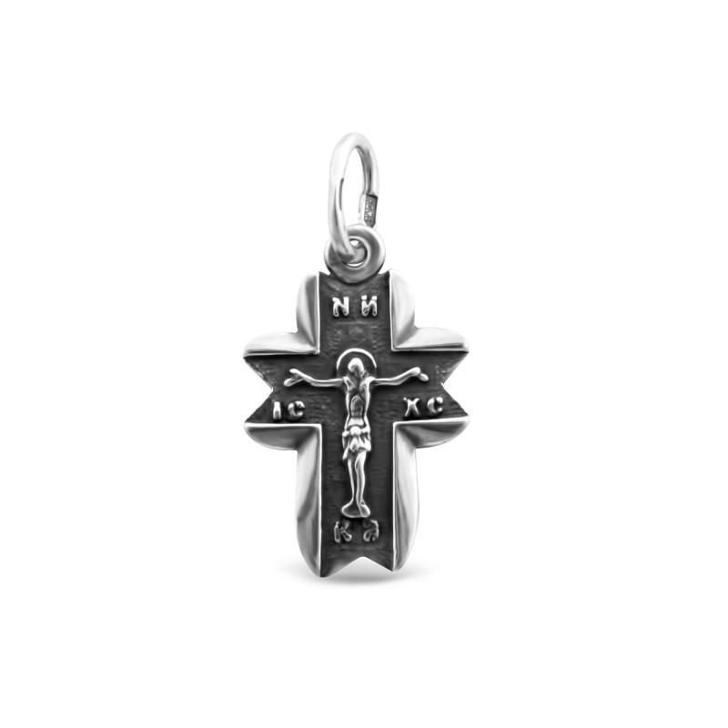Серебряный крест 302