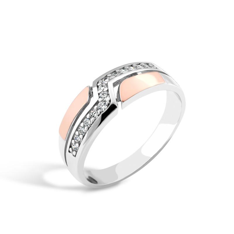 Серебряное кольцо 165