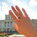 Кольцо со шпинелью 706 2