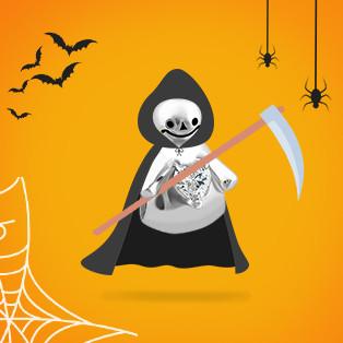 Какие украшения надеть на Хэллоуин?